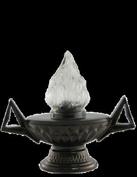krysztal led