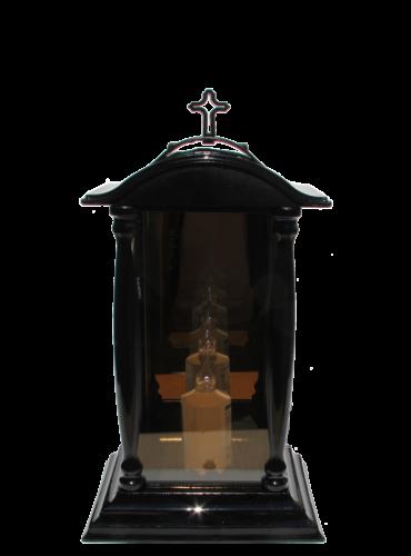 kapliczka z lustrem