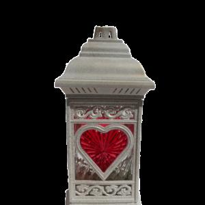 Katedra serce białe