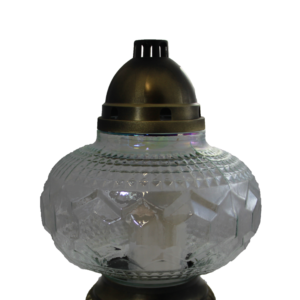 Lampion Waza ufo kryształ