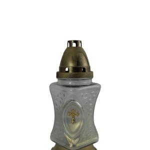 Z-4 Średniej wielkości klasyczny lampion parafinowy