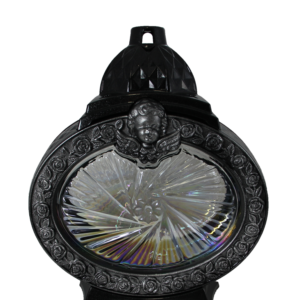 Angelo Kryształ lampion owalny