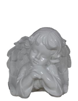 anioł głowa