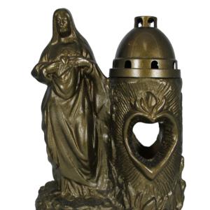 Jezus latarnia lampion gipsowy